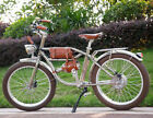 Shengmilo-MX03 24in*500W Electric City Bike Retro Vintage Electric Bicycle