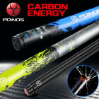 Professional Carbon Fiber Pool Cue Stick POINOS Billiard Cue Pool Stick Cue Kit $238.0 USD on eBay