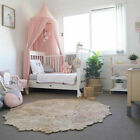 Hanging Bed Canopy Girls Dome Round Chiffon Mosquito Net Bed Cover Curtain image