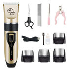Low Noise Dog Shaver Clippers Dog Hair Trimmer Ultra Silent for Dogs Cats