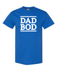 Funny Dad Bod Father's Day Birthday Men's Soft T-Shirt