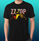ZZ Top Band Logo T-shirt Tee Fashion All Size S to 5XL image