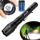 FixedPrice350000lm t6 led high power rechargeable torch flashlight light lamps