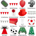 LIVERPOOL FOOTBALL PARTY RANGE - DECORATIONS AND PARTYWARE COMPLETE SELECTION