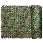 KM_ Durable 0.5x1m Military Army Camping Woodland Camouflage Netting Sun Shelter