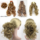 Внешний вид - WAVY HAIR FOXTAIL HAIRPIECE W/ BENDABLE WIRES EXTENSIONS HAIRDO PONYTAIL BUN