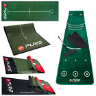 2020 Pure2Improve Golf Putting Mats Training Aid Home Practice Choose Size