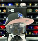New York Mets 2000 World Series New Era 59FIFTY Fitted Hat Pink Under Brim on Ebay