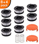 Weed Eater Wacker String 0.065 Trimmer line Spool,Autofeed Black and Decker