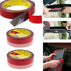 3M Strong Permanent Double Sided Super Sticky Tape Roll Versatile Adhesive do