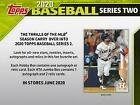 2020 TOPPS SERIES 2 Pick your Player/ Complete Your Set (526-700)
