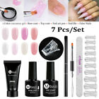 MTSSII 20ml Poly UV Nail Gel Set Quick Building Extension Builder Tools Manicure