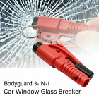 Comforly 3 In 1 Car Life Keychain Key Chain Rescue Tool -free Shipping