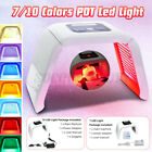 7/10 Colors LED Light Therapy Skin Rejuvenation Anti-aging Facial Beauty US