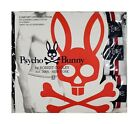 Psycho Bunny Men's Black Comfort Stretch Cotton Boxer Briefs 3 Pack