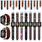 Kyпить Luxury Leather Watch Band Leather for apple watch series 5 4 3 2 1 38/40 42/44m на еВаy.соm