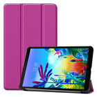 For LG G Pad 5 10.1 2019 Tablet Case Magnetic Cover Hard Slim Leather Flip Stand