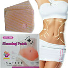 5-50 Pcs Wonder Patches Slimming Patches Body Wrap Abdomen Weight Loss Fat Burn $7.96 USD on eBay