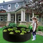 Fabric Raised Planting Bed Garden Grow Bag Elevated Vegetable Flower Planter Box
