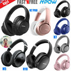 Mpow H5/H10/H7 Pro Bluetooth 5.0 Over Ear Headphone Wireless Headset HiFI w/Mic