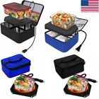 Electric Microwave Oven Lunch Food Warmers Portable Mini 110/24/12v For Car Home