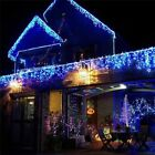 5M Waterproof Outdoor Christmas Light Droop 0.4-0.6m Led Curtain Icicle String