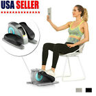 ANCHEER Elliptical Trainer Machine Under Desk Pedal Exerciser Stepper Cycling.