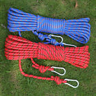 Outdoor Safety Static Rappelling Rope  Climbing Camping Survival Equipment DIY