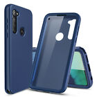 CBUS Silicone TPU Case with Built-in Screen Protector for Motorola Moto G Stylus