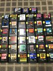 Sega Genesis Loose Games Pick from list Starting From $5.10+ Cartridge Only