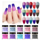 BORN PRETTY 10ml Thermal Dipping Powder Glitter Dust Nail Art Tool No UV Needed