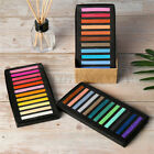 12/24/36/48 Color Chalk Pastels Soft Pastel Art Supplies Painting No Toxic Gift