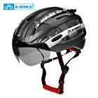 Cycling Helmet With Goggles Ultralight MTB Mountain Road Bike Bicycle Helmets