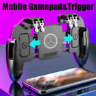 Mobile Phone Game Controller Gamepad Joystick Trigger for PUBG IOS Android Phone