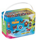 Hama 28178320140 Beads 10, 000 Beads in a Bucket - Multicolour