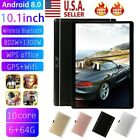 10.1 Inch Hd Game Tablet Computer Pc Gps Wifi Dual Camera Android 8.0 Ten Core