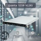 "Quanta S210-X12RS 4x3.5"" Configurable 1U Cheap Server CPU/RAM/Caddys 2.6GHz"