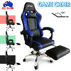 Gaming Office Chair Executive Computer Game Chairs Seating Racing Recliner New