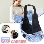 Adjustable Newborn Infant Baby Carrier Stretchy Wrap Carrier Ba