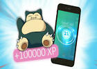 Pokemon Go Experience Farming 100,000+ (Free Shiny Chances) (100k, 250k, 500k+)