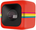 Polaroid Cube HD 1080p Lifestyle Action Video Camera Black or Red