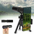 4K 10-300X30mm Super Telephoto Lens Zoom Monocular Telescope Portable Telescopic