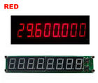 0.1MHZ - 2.4GHz RF Signal Frequency Counter LED Cymometer Tester Meter 3 Colors