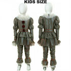 Kyпить Halloween Cosplay Kids Chapter Two Pennywise Movie IT Costume Clown Clothing на еВаy.соm