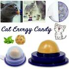 Lick Snack Fish Gelatin Treats Lickable Candy Nutrition Energy Ball  Cat Pet Toy