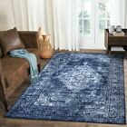 A2Z Rug Traditional Classic Living Room Oriental Design Faded Soft Pile Rugs New