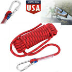 10/20M Heavy Duty Tactical Rappelling Rope Mountaineering Climbing Safety Rope