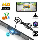 WiFi CCD Car Rear View Cam Backup Reverse Camera Night Vision For IOS Android