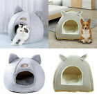 Pet Bed Cat Dog Nest Puppy Sleeping Cushion Cave Warm Kennel House Tents New