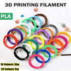 20colors*5m 100m PLA Filament for 3D Doodle Printing Pen 3D Printer